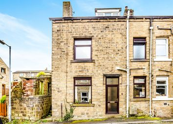 Thumbnail 1 bedroom end terrace house for sale in Bourn View Road, Netherton, Huddersfield