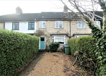 Thumbnail 3 bed terraced house to rent in Hobart Road, Cambridge