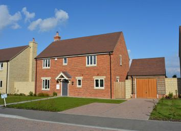 Thumbnail 4 bed detached house for sale in Webster House, Plot 30, Bow Farm, Stanford In The Vale