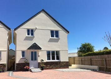 Thumbnail 3 bed detached house for sale in Bruallen Close, Trewennen Road, St. Teath, Bodmin