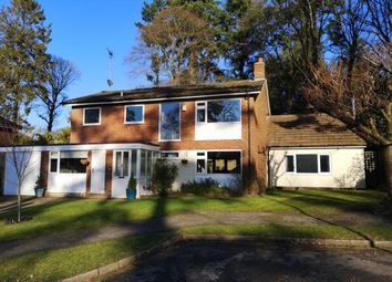 Thumbnail 4 bed detached house for sale in Grayshott, Hindhead, Surrey