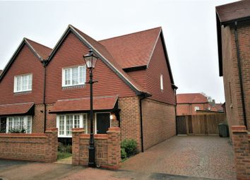 Thumbnail 3 bed semi-detached house to rent in Burnham Square, Upper Froyle, Alton