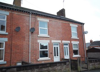 Thumbnail 2 bed terraced house to rent in Nuttall Street, Alfreton
