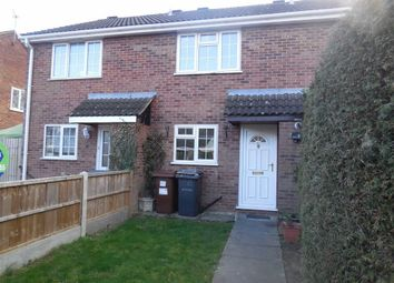 Thumbnail 2 bed town house for sale in Sycamore Close, Burbage, Hinckley
