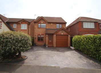 Thumbnail 3 bed detached house for sale in Challum Drive, Chadderton, Oldham, Greater Manchester