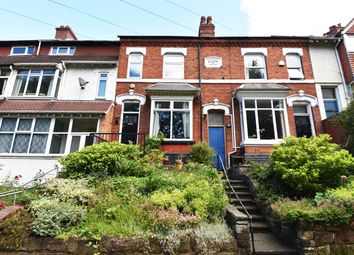 Thumbnail 2 bed terraced house to rent in Avenue Road, Kings Heath, Birmingham