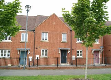 Thumbnail 2 bed terraced house for sale in Queen Elizabeth Drive, Swindon