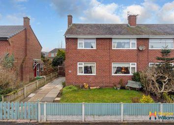 Thumbnail 3 bed semi-detached house for sale in Ilex Avenue, Winwick, Warrington