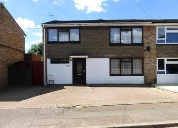 Thumbnail 4 bed semi-detached house to rent in Cotlandswick, London Colney, St.Albans