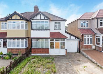 3 bed semi-detached house for sale in Ashleigh Gardens, Sutton SM1