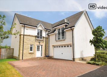 Thumbnail 5 bed detached house for sale in Wakefield Avenue, East Kilbride, Glasgow