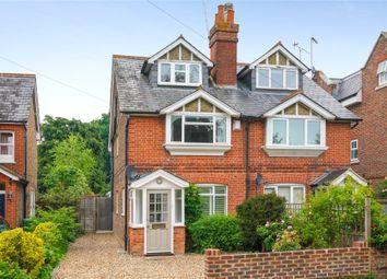 Thumbnail 3 bed semi-detached house for sale in Tilt Road, Cobham, Surrey