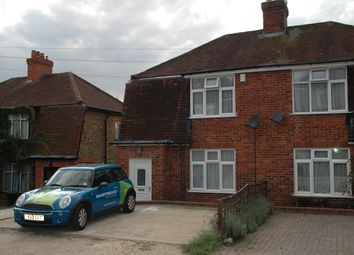Thumbnail 2 bed semi-detached house to rent in Greaves Road, High Wycombe