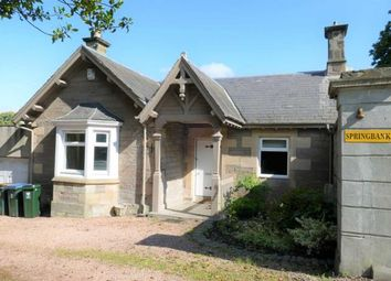 Thumbnail 4 bed lodge to rent in Springbank Lodge, Isla Road, Perth