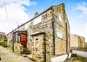 Thumbnail 2 bed semi-detached house to rent in Elm Street, Skelmanthorpe, Huddersfield