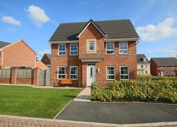Thumbnail 3 bed detached house for sale in Moss Field Close, Buckshaw Village, Chorley