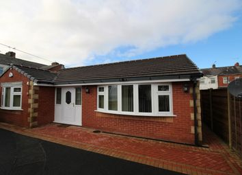 Thumbnail 3 bed bungalow to rent in New Wellington Street, Blackburn