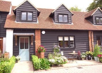 Thumbnail 2 bed terraced house to rent in Courtyard Mews, Bramley, Surrey