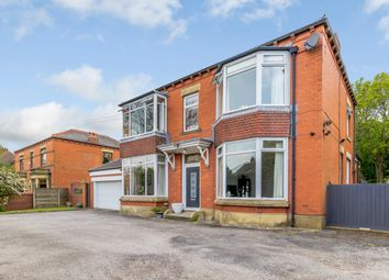 Thumbnail 4 bed detached house for sale in Ripponden Road, Oldham, Greater Manchester