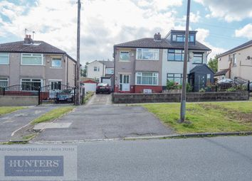 Thumbnail 3 bed semi-detached house for sale in Heaton Park Drive, Bradford