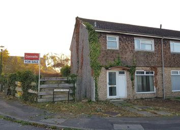 Thumbnail 3 bed end terrace house for sale in Loder Road, Harwell, Didcot