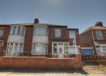 Thumbnail 4 bedroom semi-detached house for sale in Whickham View, Newcastle Upon Tyne