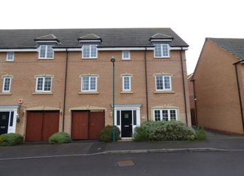 Thumbnail 4 bed town house for sale in Skye Close, Orton Northgate
