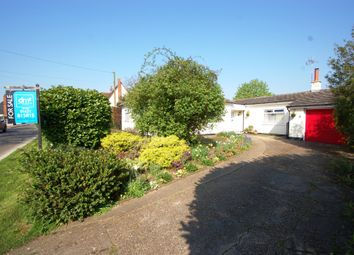 Thumbnail 4 bed detached bungalow for sale in Perry Road, Tiptree, Colchester