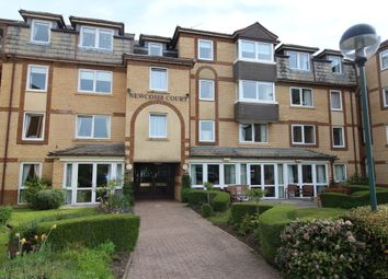 Thumbnail 2 bed flat for sale in Newcomb Court, Stamford