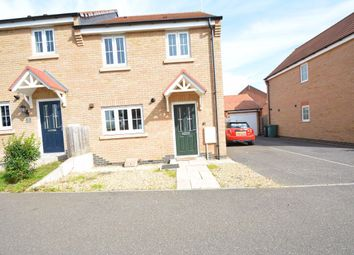 Thumbnail 3 bed property to rent in Oban Drive, Orton Northgate