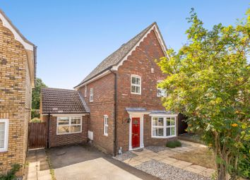 Thumbnail 3 bed detached house for sale in Monro Drive, Guildford
