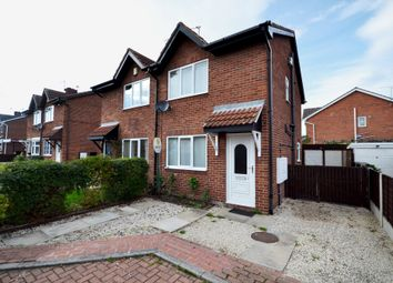 Thumbnail 2 bed semi-detached house for sale in Meadow Brook Chase, Normanton