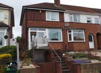 Thumbnail 2 bed end terrace house for sale in Oundle Road, Kingstanding, Birmingham