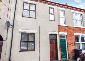 Thumbnail 3 bed terraced house to rent in Cartwright Street, Loughborough, Leicestershire