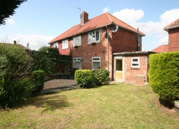 Thumbnail 2 bed semi-detached house for sale in Bretby Close, Middlesbrough