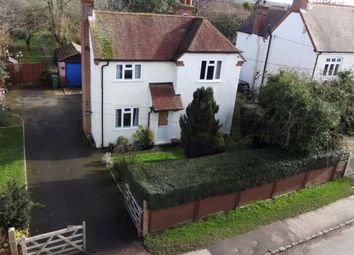 Thumbnail 3 bed detached house for sale in Churchway, Haddenham, Aylesbury