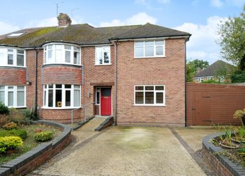 Thumbnail 4 bedroom semi-detached house for sale in Dene Close, Earley, Reading