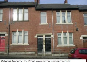 Thumbnail 3 bedroom flat to rent in Station Road, Newcastle Upon Tyne