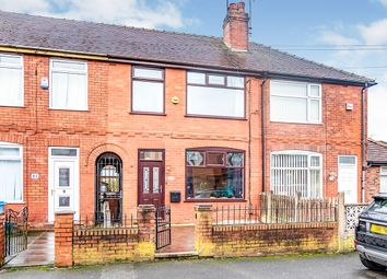 2 bed terraced house for sale in Chestnut Street, Chadderton, Oldham, Greater Manchester OL9