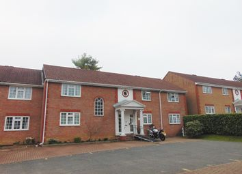 Thumbnail 2 bed flat for sale in St Nicholas Court, Poundhill, Crawley