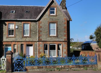 Thumbnail 3 bed semi-detached house for sale in St Mary Street, Kirkcudbright