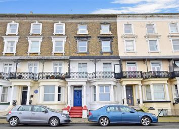 Thumbnail 1 bed flat for sale in Ethelbert Crescent, Margate, Kent