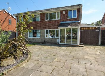 Thumbnail 3 bed semi-detached house to rent in Millbank, Appley Bridge, Wigan