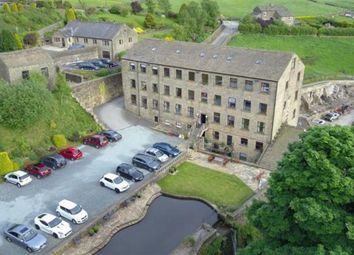 Thumbnail 4 bed flat for sale in New Mill, Kell Lane, Wainstalls, Halifax
