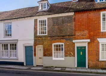 Tower Street, Chichester PO19. 3 bed terraced house for sale