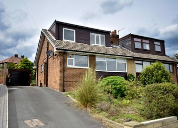 Thumbnail 4 bed semi-detached house for sale in Mayster Grove, Brighouse