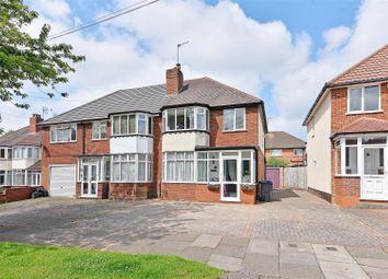 Thumbnail 3 bed semi-detached house for sale in Wyche Avenue, Kings Heath, Birmingham