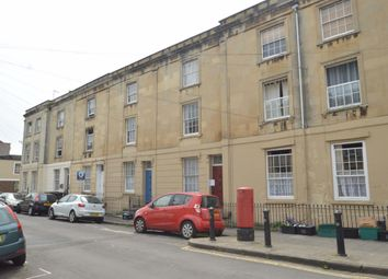 Thumbnail 1 bed flat to rent in Clevedon Terrace, Kingsdown, Bristol
