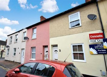 Thumbnail 2 bed terraced house for sale in Cross Street, Old Town, Swindon