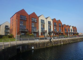 Thumbnail 5 bed town house for sale in Yr Hafan, Swansea